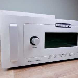 Audio Research Reference 5SE highend audio preamplifier 2