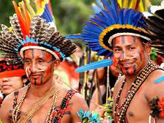O Índio comemora o seu dia