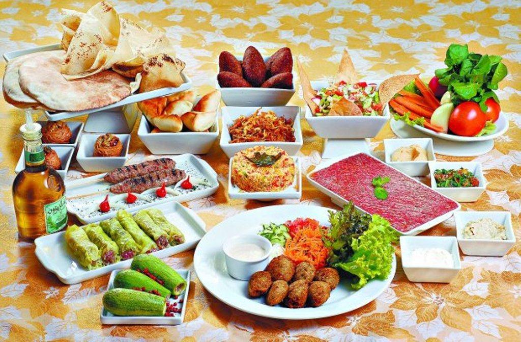 A Origem da Culinária Árabe