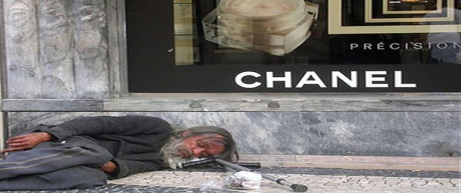 Resultado de imagen de la pobreza en EE UU