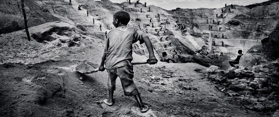 Sangre de Coltán en el Congo