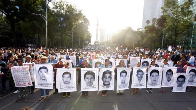 Los 43 normalistas desaparecidos de Ayotzinapa, Guerrero