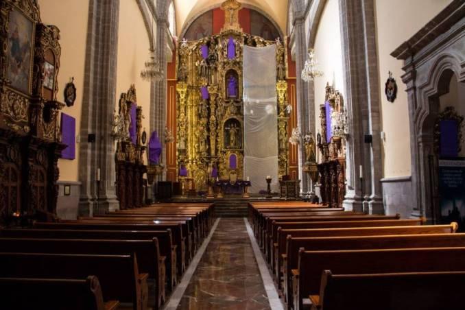 No habraacute misa dominical ni catecismo para evitar coronavirus