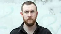 Alex Horne performs at the Edinburgh Previews at Jacksons Lane
