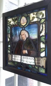 Dr Samuel Johnson's House