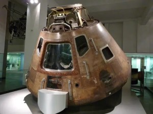 Apollo 10 Command Module - Science Museum - London