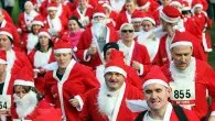 Ho ho ho it's off for a jog we go
