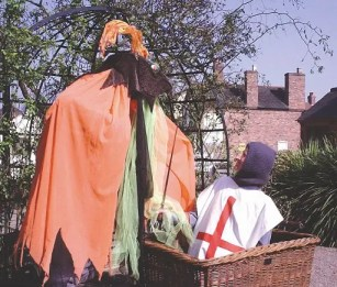 St George's Day Celebrations at Blists Hill Victorian Town