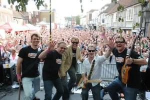 Faversham's 21st Hop Festival, Kent