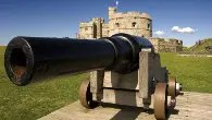 Enjoy 700 years of Firepower at Pendennis Castle, Cornwall