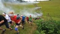 Kamikaze Adventure Run. The Banzi Charge, Dorset