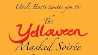 Halloween events at Barts speakeasy bar in Chelsea, London
