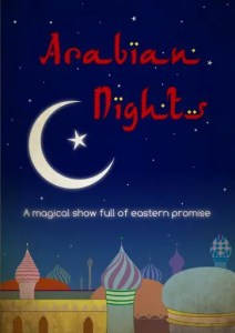 Fairgame Theatre presents Arabian Nights