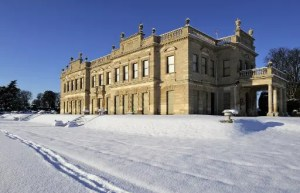 Brodsworth Hall & Gardens, South Yorkshire, English Heritage