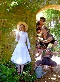 Angel Exit Theatre - Secret Garden