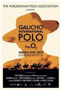 Gaucho Micro Polo & Gaucho International Polo at O2 arena