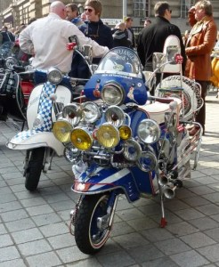 Kickstart Rideout 2012, free events in London