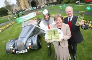 British Asparagus Festival 2012