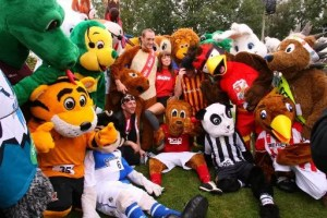 Mascot Grand National at Kempton Park Racecourse