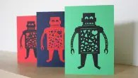 Zombie Collective, Robot Cards