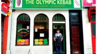 The Olympic Kebab (Copyright: Martyn Routledge /Open Agency)
