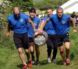 Wrekin Barrel Race 2012, Shropshire