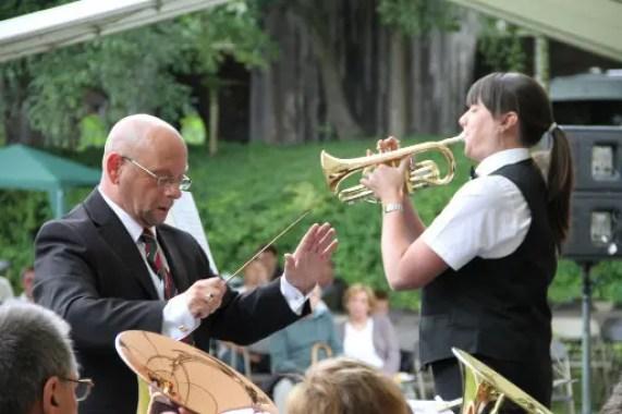 Ironbridge Gorge Brass Band Festival, Shropshire