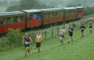Race the Train 2014 - Tywyn - Mid Wales