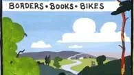 Books, Borders and Bikes literary festival - August 2012