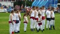 Traditional Lakeland activities at Ambleside Sports
