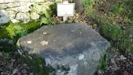 Coffin Stone on the old Coffin Road in Grasmere