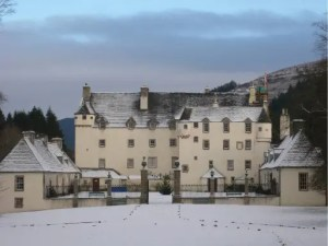 Traquair House, Scotland's oldest inhabited house