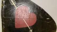 RAF Museum Cosford Nose Art - Barker's Heart