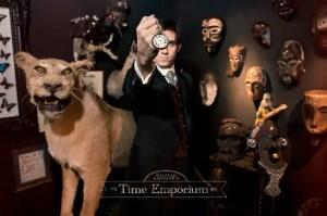 Wilfed Bagshaw's Time Emporium - Village Underground
