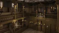Shakespeare's Globe - The Sam Wanamaker Theatre
