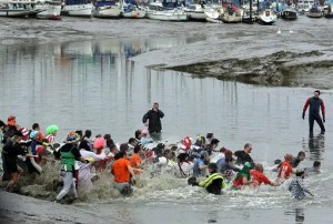 Essex events - Maldon Mud Race