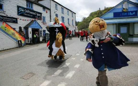 Bolster Festival - St Agnes, Cornwall