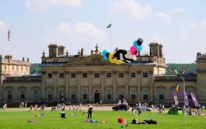 Harewood House - Kite Festival
