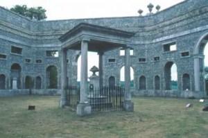 Dashwood Mausoleum - Mausolea and Monuments Trust