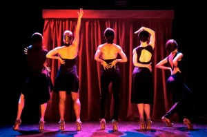 Theatre Ad Infinitum - Ballad of the Burning Star - Photo: Idil Sukan Draw HQ
