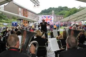 Ironbridge Gorge Brass Band Festival 2013 - Shropshire
