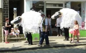 Skipton Sheep Day - Contrary Life