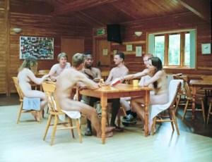 White Cloth Gallery - Young British Naturists - Laura Pannack