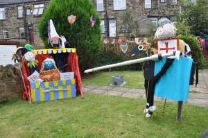 Calverley Scarecrow Festival 2013
