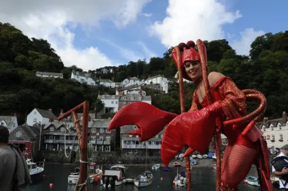 Lobster & Crab Feast - Clovelly