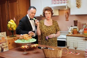Arts by the Sea Festival Bournemouth - Fanny & Johnnie Cradock