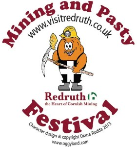 Redruth - Cornish Pasty Festival 2013