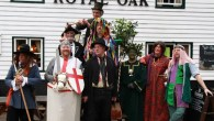 Grab a festive pint and watch the Sussex Mummers' Play