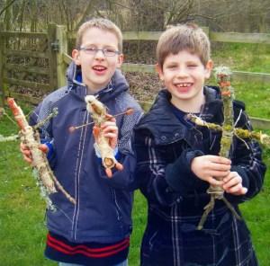 Dorset Wildlife Trust - half term events - Victoria Vincent