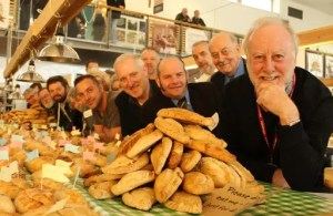 Eden Project - World Pasty Championships - Cornwall